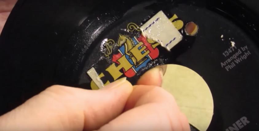 Vinyl Sticker Removal | Rare Soul