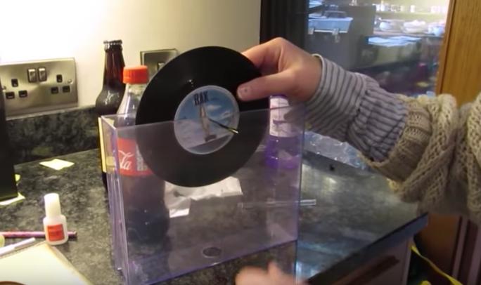 Enemies of Vinyl   Coca-Cola and Beer Spillage on Vinyl