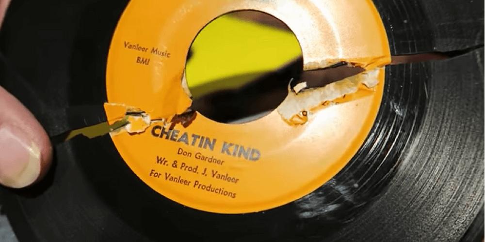 Broken Vinyl Records | Rare Soulman | John Manship Records