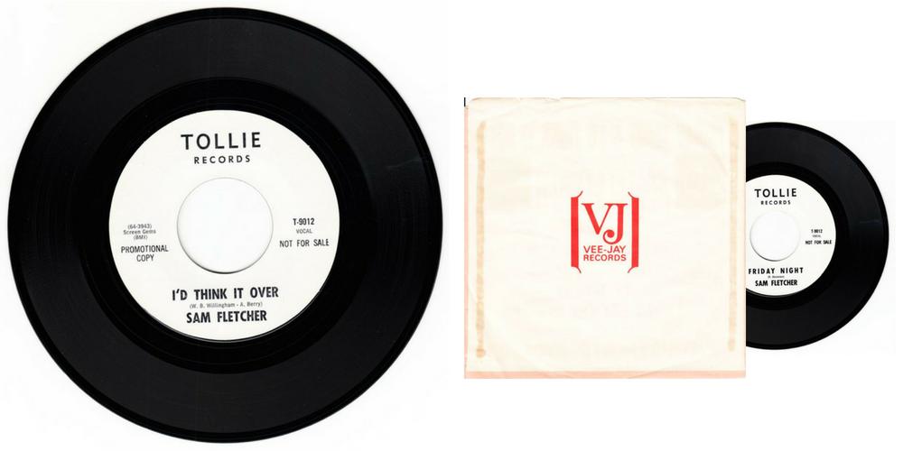 Manship Memories | Sam Fletcher Vinyl | Rare Soulman
