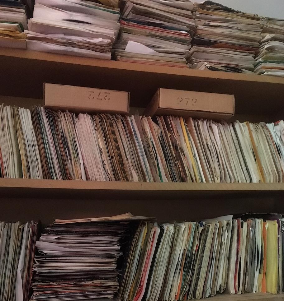 Sam Fletcher Vinyl Record