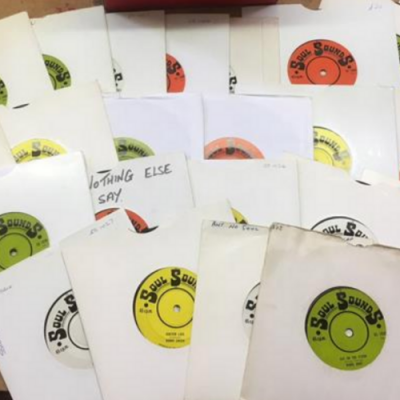 NEW In The Auction: Full Set of UK Soul Sound 45's